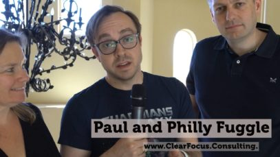 How to Grow Your Business Like It's a Piece of Software • An Interview with Paul and Philly Fuggle
